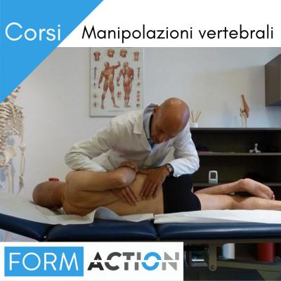 Manipolazioni vertebrali e periferiche